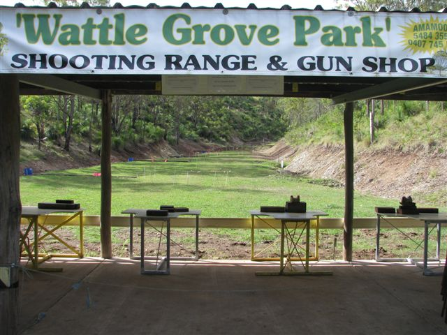 'Wattle Grove Park' Shooting Range
